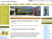 Slika naslovnice sjedišta: Osnovna škola Strožanac (http://os-strozanac-podstrana.skole.hr)