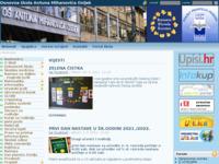 Slika naslovnice sjedišta: Osnovna škola Antuna Mihanovića Osijek (http://www.os-amihanovica-os.skole.hr/)