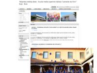 Slika naslovnice sjedišta: Talijanska srednja škola - Scuola media superiore italiana (http://ss-leonardodavinci-buje.skole.hr/)