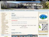 Slika naslovnice sjedišta: Osnovna škola Viktorovac Sisak (http://os-viktorovac-sk.skole.hr)