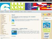 Slika naslovnice sjedišta: VI. osnovna škola Varaždin (http://www.os-sesta-vz.skole.hr/)