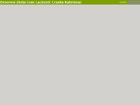 Slika naslovnice sjedišta: Osnovna škola Ivan Lacković Croata Kalinovac (http://os-kalinovac.skole.hr/)