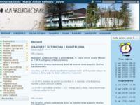 Slika naslovnice sjedišta: Osnovna škola Matija Antun Relković, Davor (http://www.os-mareljkovic-davor.skole.hr/)