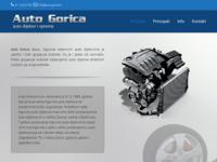 Slika naslovnice sjedišta: Auto Gorica (http://www.auto-gorica.hr)