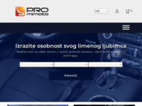 Slika naslovnice sjedišta: Pro Mimato (http://www.pro-mimato.hr/)