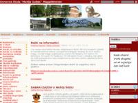 Slika naslovnice sjedišta: Osnovna škola Matija Gubec Magadenovac (http://www.os-mgubec-magadenovac.skole.hr/)