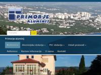 Slika naslovnice sjedišta: Primorje aluminij (http://primorje-aluminij.hr)