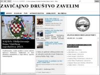 Slika naslovnice sjedišta: Zavičajno društvo Zavelim (http://www.zavelim.hr)