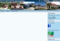 Slika naslovnice sjedišta: Osnovna škola Augusta Cesarca Krapina (http://www.os-acesarca-kr.skole.hr/)