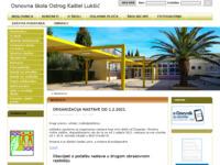 Slika naslovnice sjedišta: Osnovna škola Ostrog (http://os-ostrog-kastelluksic.skole.hr/)