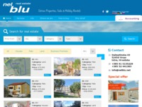 Slika naslovnice sjedišta: Računovodstveni ured Vrsar, Istra (http://www.nelblu.hr)