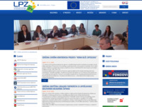 Frontpage screenshot for site: Lokalno partnerstvo BBŽ (http://lpz-bbz.com.hr/)