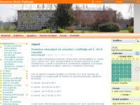Slika naslovnice sjedišta: Osnovna škola Štefanje (http://os-stefanje.skole.hr)