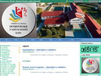 Slika naslovnice sjedišta: Osnovna škola Domovinske zahvalnosti Knin (http://os-domovinske-zahvalnosti-kn.skole.hr/)