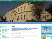 Slika naslovnice sjedišta: II. osnovna škola Bjelovar (http://www.os-druga-bj.skole.hr/)