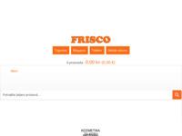 Slika naslovnice sjedišta: Frisco (http://frisco.hr)