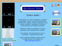 Slika naslovnice sjedišta: Apartmani Takač Škrapavac (http://www.apartmanitakac.hr)