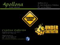 Slika naslovnice sjedišta: Apollona (http://www.apollona.hr)
