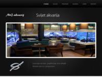Slika naslovnice sjedišta: MG akvarij (http://www.mg-akvarij.hr)
