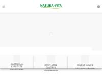 Slika naslovnice sjedišta: Natura-Vita Zagreb (http://www.naturavita.hr)