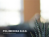 Slika naslovnice sjedišta: Polimedika d.o.o. (http://www.polimedika.hr)