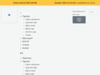 Slika naslovnice sjedišta: Travar MB - Ljekovito bilje (http://www.travar-mb.hr/)