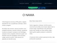 Frontpage screenshot for site: Energonova d.o.o. (http://energonova-zagreb.eu/)