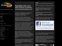 Slika naslovnice sjedišta: Replike starih karata (http://www.slikeokviri.com)