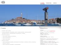 Slika naslovnice sjedišta: Etran d.o.o. (http://www.etran.hr)