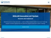 Slika naslovnice sjedišta: GEALAN prozorski sustavi (http://www.gealan.hr)