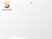 Slika naslovnice sjedišta: E-marketing rješenja, edukacije za poduzetnike, izrada web stranica (http://savjetnik.net)