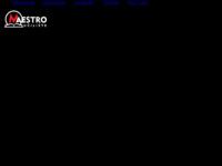 Frontpage screenshot for site: Učilište Maestro (http://www.uciliste-maestro.hr)
