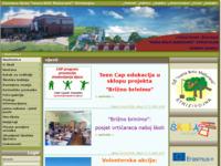 Slika naslovnice sjedišta: Osnovna škola Ivana Brlić Mažuranić, Strizivojna (http://os-ibmazuranic-strizivojna.skole.hr/)
