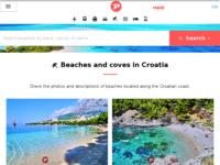 Slika naslovnice sjedišta: Croatia Travel Guide (http://www.croatiatravelguide.net)