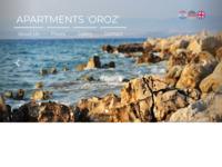 Slika naslovnice sjedišta: Oroz apartmani - Vodice (http://www.orozvodice.com/)