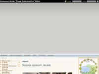 Slika naslovnice sjedišta: Osnovna škola Župa dubrovačka (http://www.os-zupa-dubrovacka.skole.hr/)