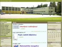 Slika naslovnice sjedišta: Osnovna škola Vojnić (http://os-vojnic.skole.hr/)