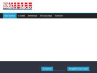 Frontpage screenshot for site: Gradex & Co. d.o.o. Zabok (http://www.gradex-co.hr)