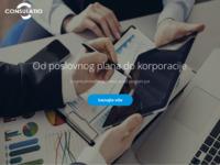 Slika naslovnice sjedišta: Poslovno savjetovanje (http://consulatio.eu/)