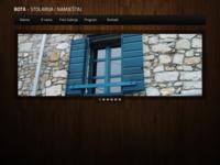 Slika naslovnice sjedišta: Bota - stolarija i namještaj (http://www.bota.hr)