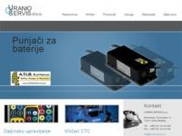 Slika naslovnice sjedišta: Uranio servis (http://www.uranio-vedo.hr/)