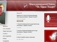 Slika naslovnice sjedišta: Udruga dr. Stjepan Kranjčić (http://udruga-drstjepankranjcic.hr)