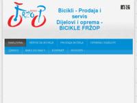 Slika naslovnice sjedišta: Bicikli Fržop Vodice (http://www.bicikle-frzop.hr/)