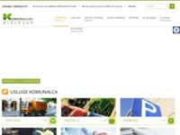 Slika naslovnice sjedišta: Komunalac d.o.o. Bjelovar (http://komunalac-bj.hr/)
