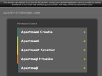 Slika naslovnice sjedišta: Apartmani Dizajn (http://www.apartmanidesign.com/)
