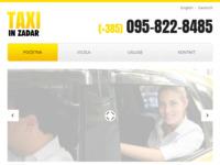 Slika naslovnice sjedišta: Taxi Ante Zadar (http://www.taxi-zadar-croatia.com)