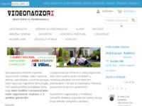 Slika naslovnice sjedišta: HD Video nadzor - TeleEye, Presido, H.264, MicroDigital (http://www.videonadzori.eu)