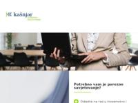 Slika naslovnice sjedišta: Kašnjar poslovno savjetovanje d.o.o. (http://www.kasnjar-savjetovanje.hr)