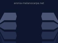 Slika naslovnice sjedišta: OPG Lesjak (http://www.aronia-melanocarpa.net)