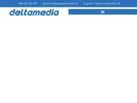 Slika naslovnice sjedišta: Deltamedia d.o.o. Zagreb, Hrvatska (http://www.deltamedia.hr)